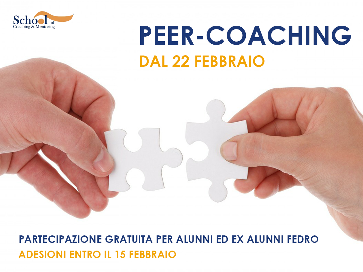 Peer Coaching - Quarta Edizione