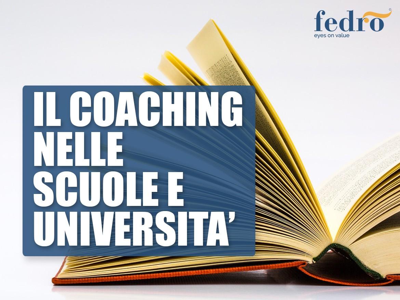 Coaching e Istruzione Scolastica