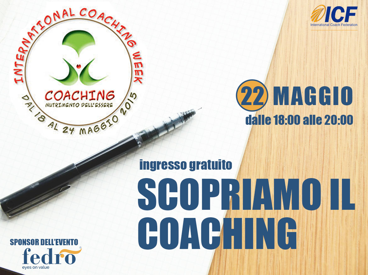 Evento Coaching Week