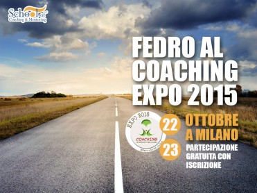 Fedro al Coaching Expo