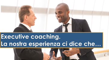 Executive coaching Italia