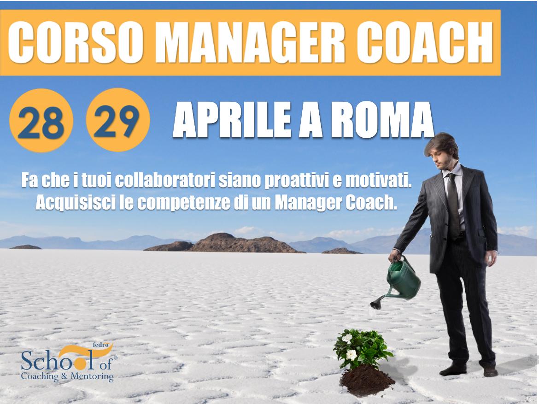 Corso Manager Coach