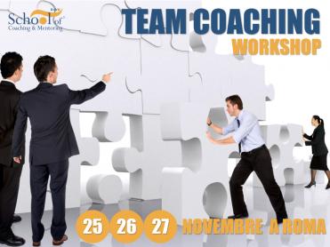 Team Coaching a Roma
