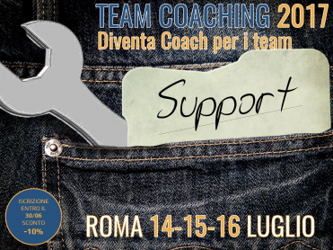 Corso Team Coaching 2017