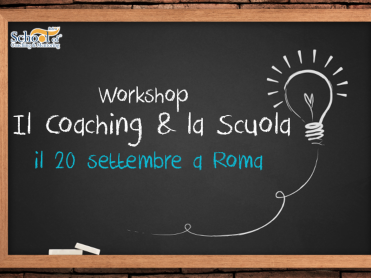 Evento Coaching Scuole