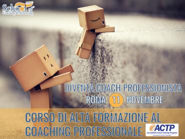 Diventare Coach a Roma