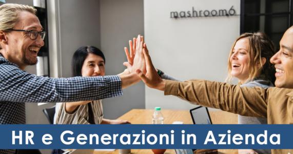 Corsi per gestire generazioni in azienda
