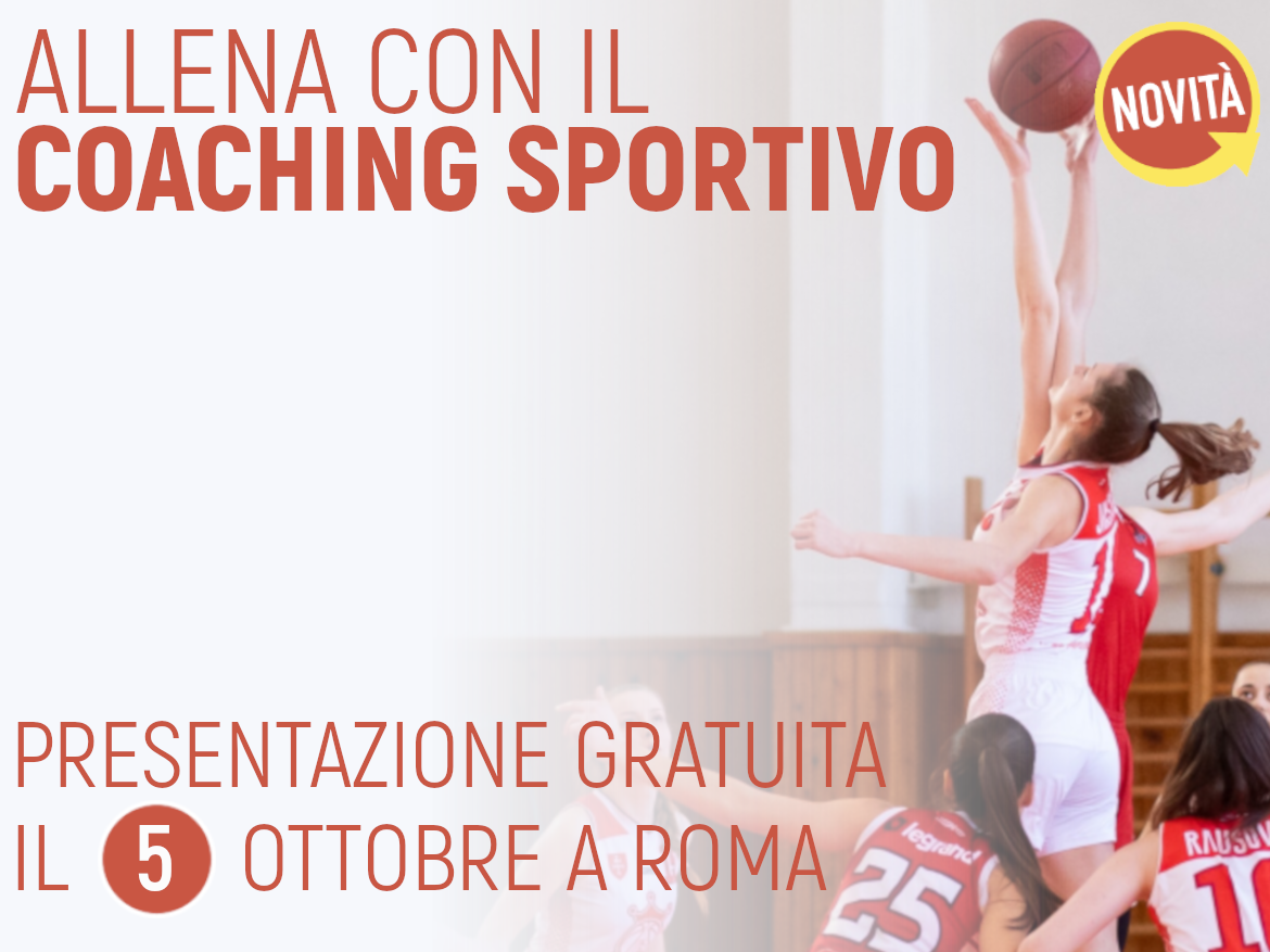 Workshop Coach Sportivo