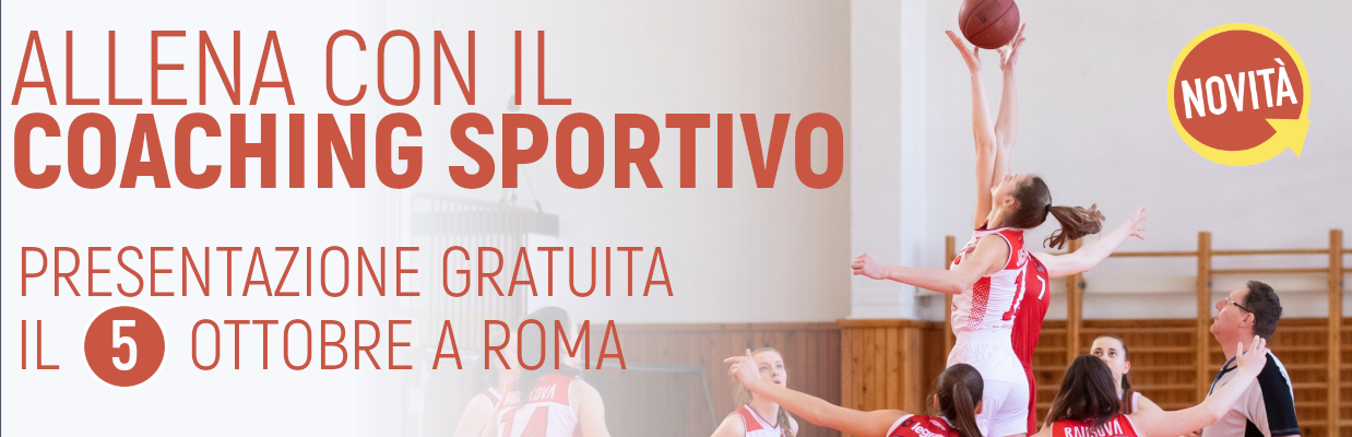 Workshop Coaching Sportivo
