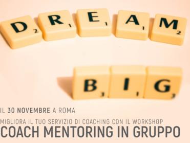 Corso mentoring gruppo